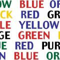 Color Words thumb