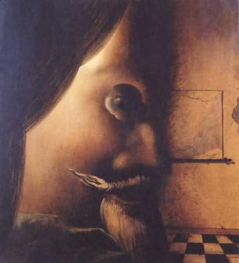 Salvador Dali Illusion