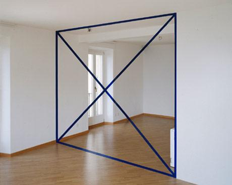 Square and Cross Room