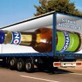 Truck with Bottle thumb
